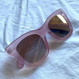 "Quay ""After Hours"" 50mm Square Sunglasses"